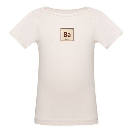 Vintage Bacon Organic Baby T-Shirt