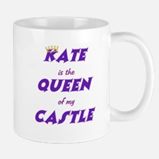 Castle: Kate is Queen Mug