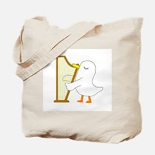 Harpist Tote Bag