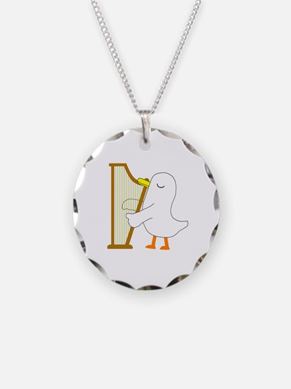 Harpist Necklace