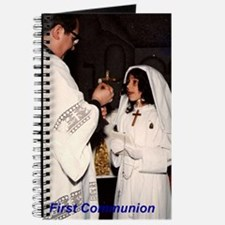 Funny First communion Journal