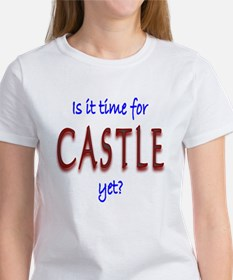 Time For Castle Tee