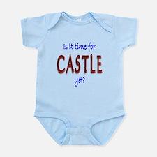 Time For Castle Infant Bodysuit