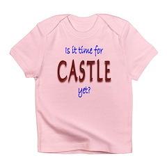 Time For Castle Infant T-Shirt