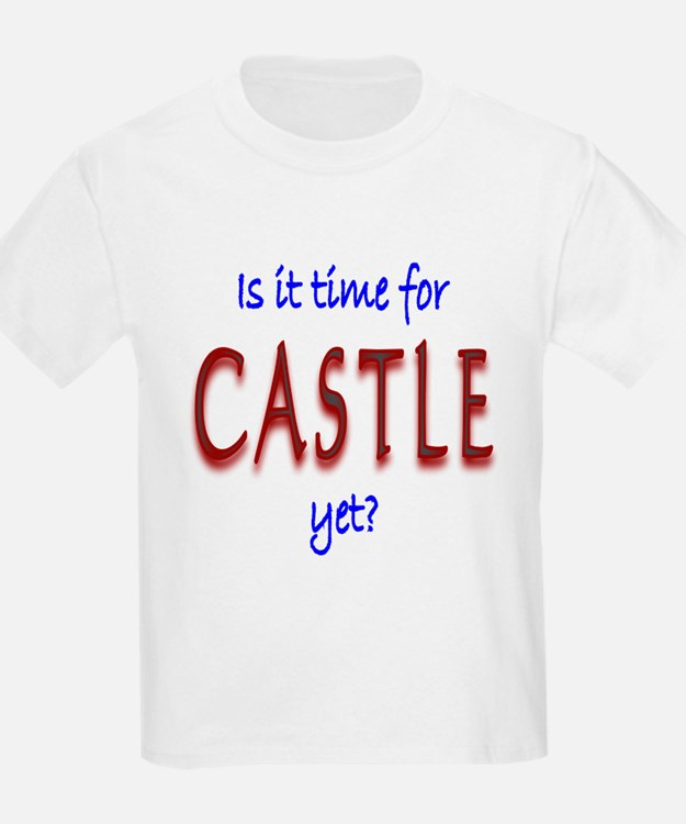 Time For Castle T-Shirt