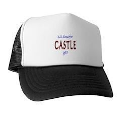 Time For Castle Trucker Hat