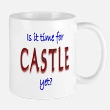 Time For Castle Mug