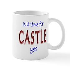 Time For Castle Mug