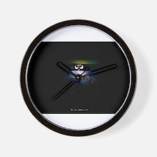 Unique Safely Wall Clock