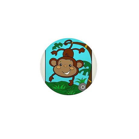 Rainforest Best Seller Mini Button (100 pack)
