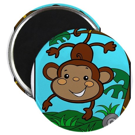 "Rainforest Best Seller 2.25"" Magnet (100 pack)"