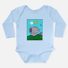 Rainforest Best Seller Long Sleeve Infant Bodysuit
