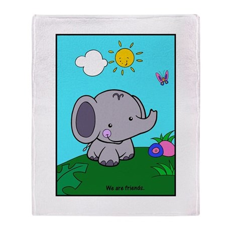 Rainforest Best Seller Throw Blanket