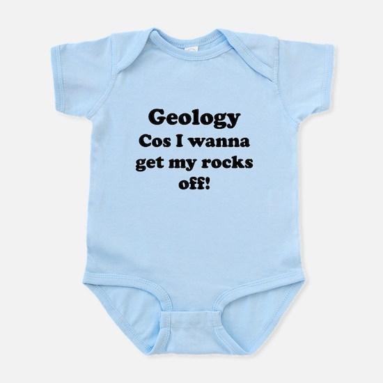 Rocks off Infant Bodysuit