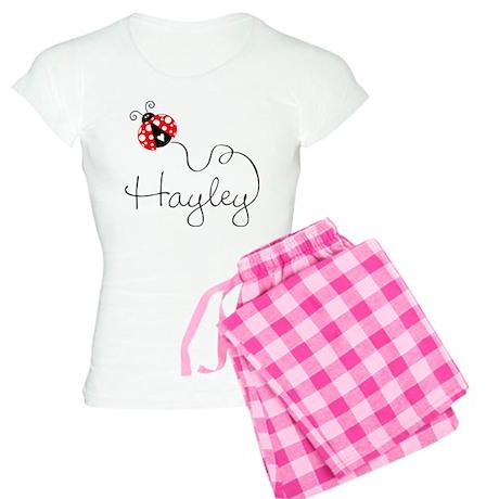 Ladybug Hayley Women's Light Pajamas