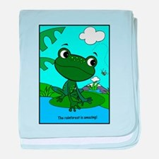 Rainforest Best Seller baby blanket