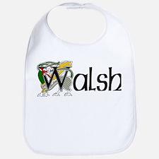 Walsh Celtic Dragon Bib