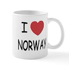 I heart Norway Mug