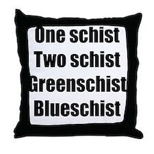 Cute Geology Throw Pillow