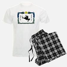 """Strong Survive"" Warrior Pajamas"