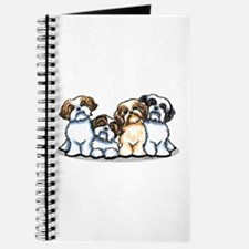 Four Shih Tzus Journal