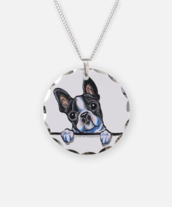 Curious Boston Necklace