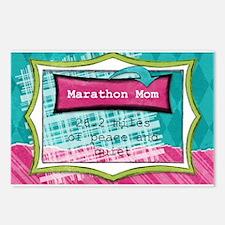 Marathon Mom Postcards (Package of 8)