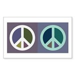 Peace Signs STICKER