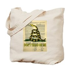 DON'T TREAD CONSTITUTION Tote Bag
