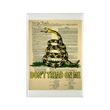 DON'T TREAD CONSTITUTION Rectangle Magnet