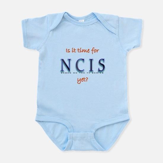 Time for NCIS? Infant Bodysuit