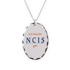 Time for NCIS? Necklace