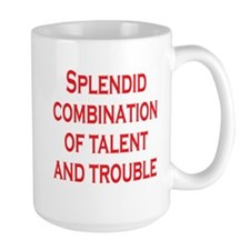 Talent and Trouble Mug