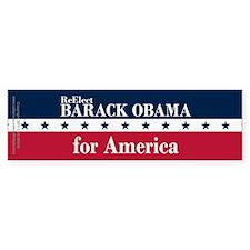 Barack Obama for America Stickers