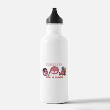 Unique Canadian Sports Water Bottle