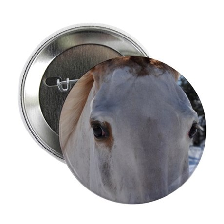 "Walking Horse Eyes 2.25"" Button (10 pack)"