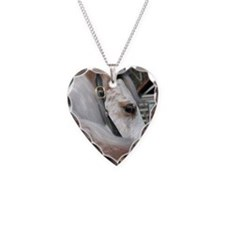 Red Roan Horse Eyes Necklace