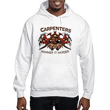 Carpenters Hammer It Hoodie Sweatshirt