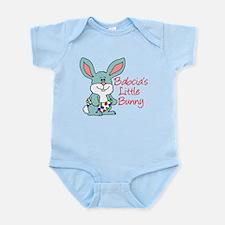 Babcia's Little Bunny Infant Bodysuit