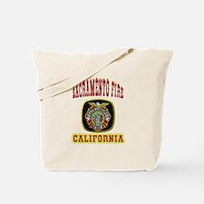 Sacramento Fire Department Tote Bag