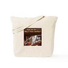 'Cuse me Sir... Tote Bag