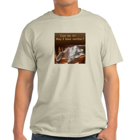 'Cuse me Sir... Light T-Shirt