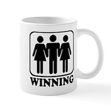 Winning Threesome Mug