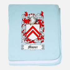 Moyer baby blanket