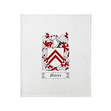 Moyer Throw Blanket