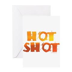HOT SHOT™ Greeting Card