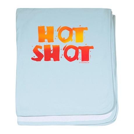 HOT SHOT™ baby blanket