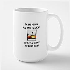 BOURBON PLEASE Mug