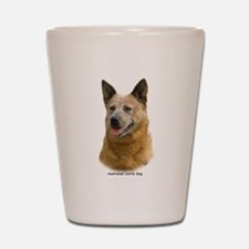 Aust Cattle Dog 9K009D-19 Shot Glass