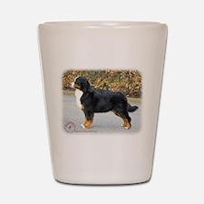 Bernese Mountain Dog 9T066D-2 Shot Glass